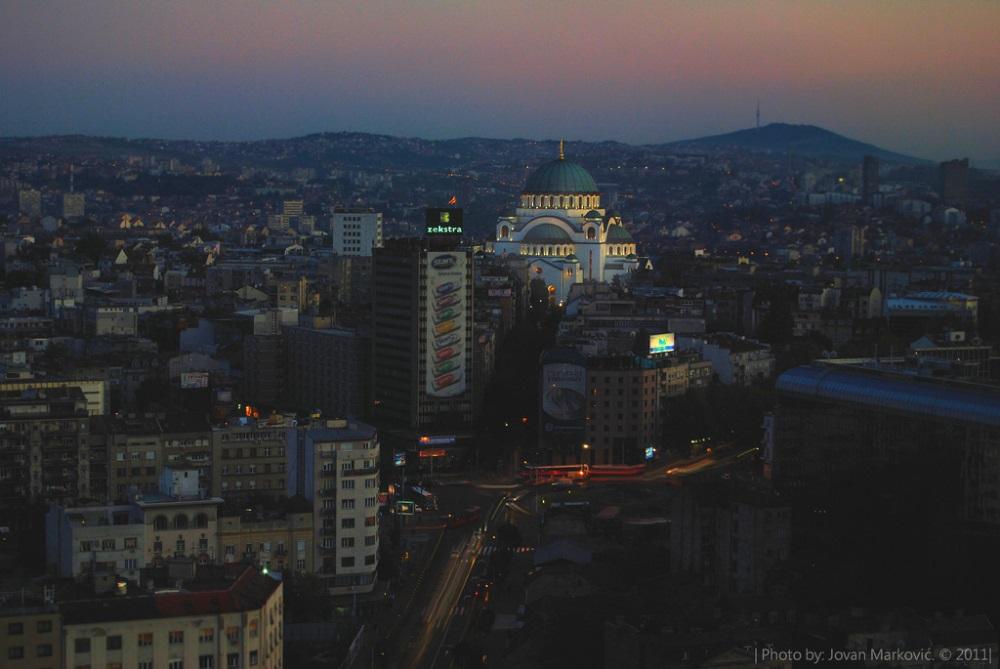 Jovan Markovic, Belgrade, Cityscape