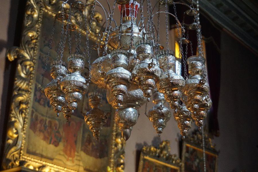 corfu, manastire, paleokastritsa