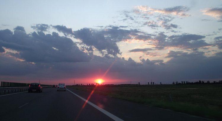 Autostrada Soarelui, A2, autostrada, dublusens, masini
