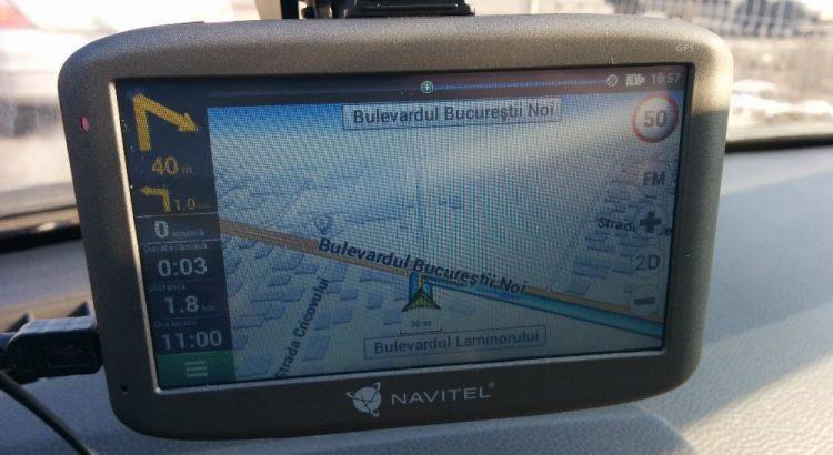 review Navitel E500, GPS, Navitel, Navitel Navigator