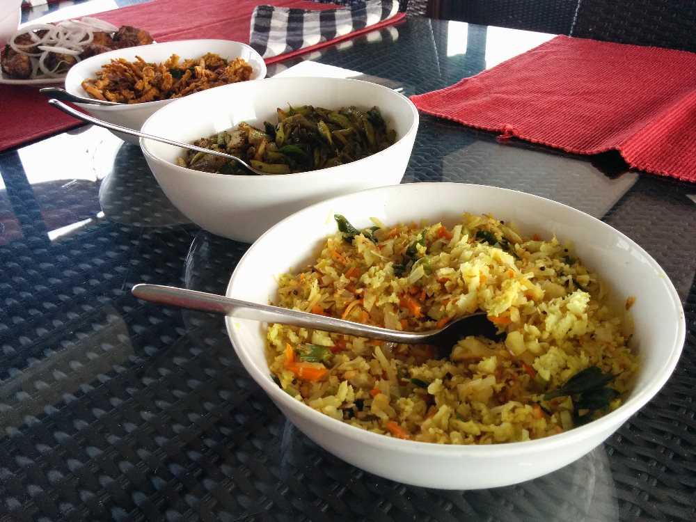 kerala food, food