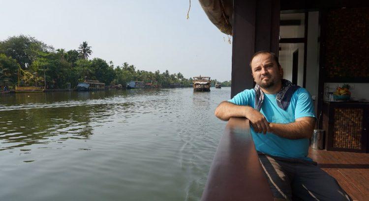 kerala, backwaters, houseboat