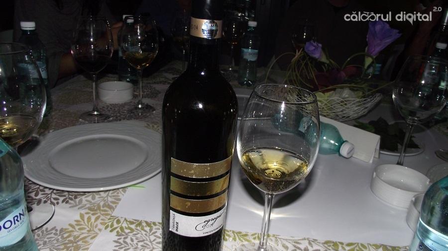 Egregio, vin, vincon vrancea
