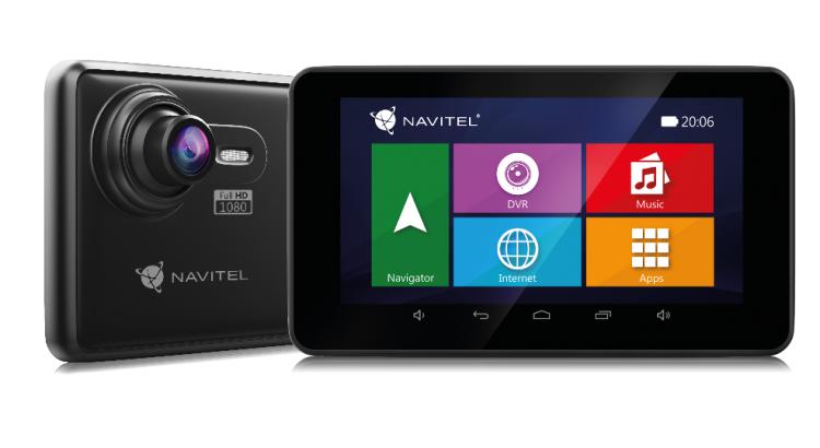 Navitel, RE900, DVR, GPS
