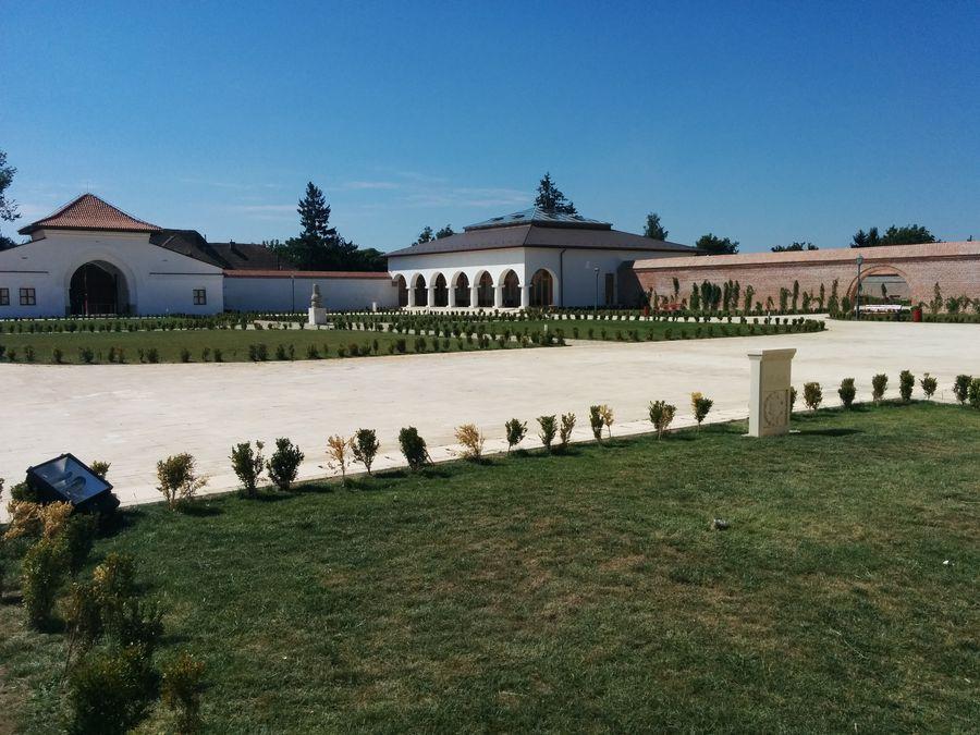 Palatul Brâncovenesc de la Potlogi