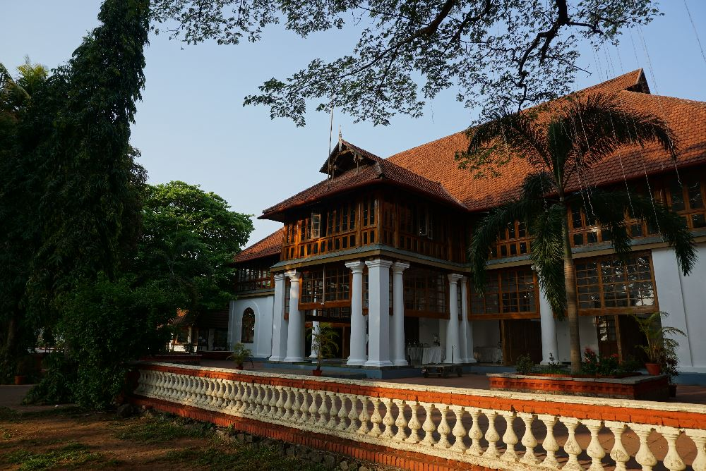 Bolgatty Palace, Cochin, Kerala