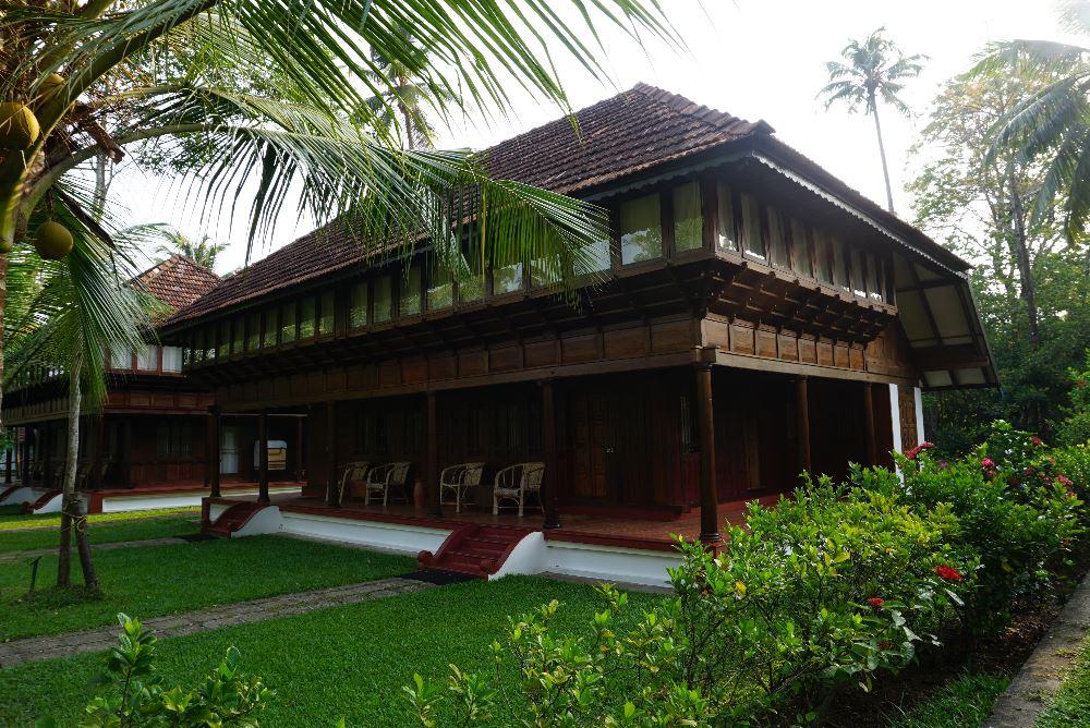 Coconut Lagoon, Kumarakom, Kerala