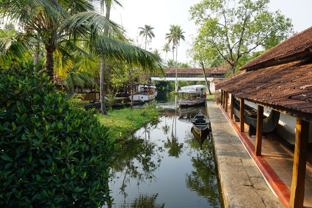 Coconut Lagoon - CGH Earth Resort, Kumarakom, Kerala
