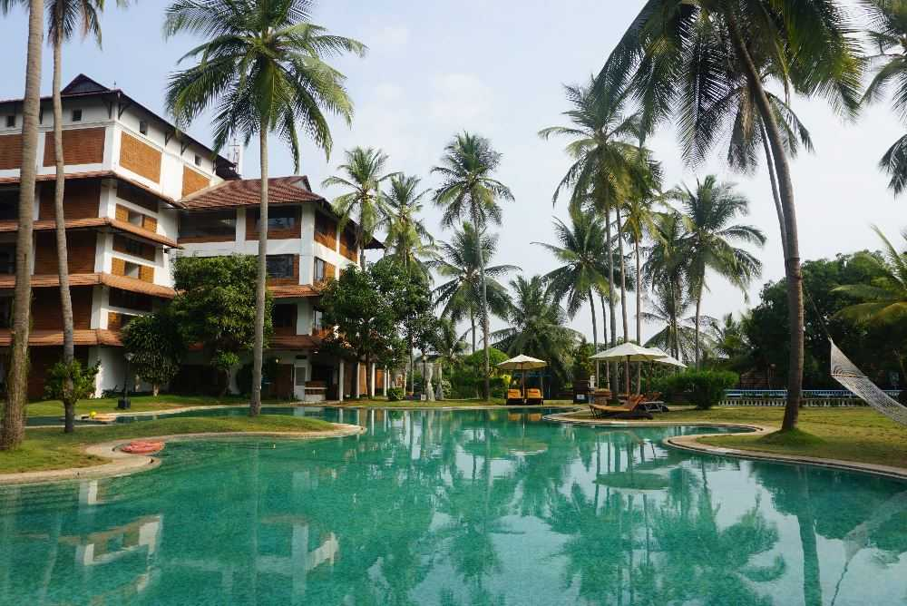 The Raviz Resort and Spa Kadavu, Calicut, Kerala