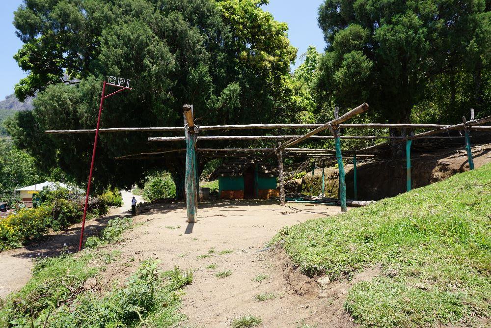 kerala, templu, altar, trib, ecoturism