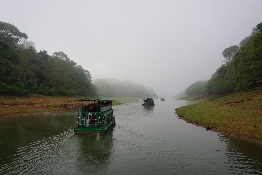 kerala, ecoturism, periyar tiger reserve, thekkady