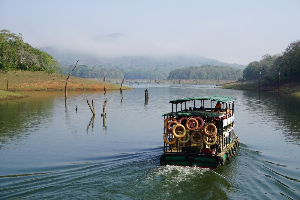 kerala, ecoturism, periyar tiger reserve