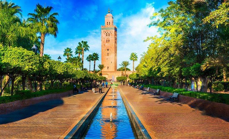 zboruri Blue Air, pachete Lidl Tour, Marrakech, Maroc