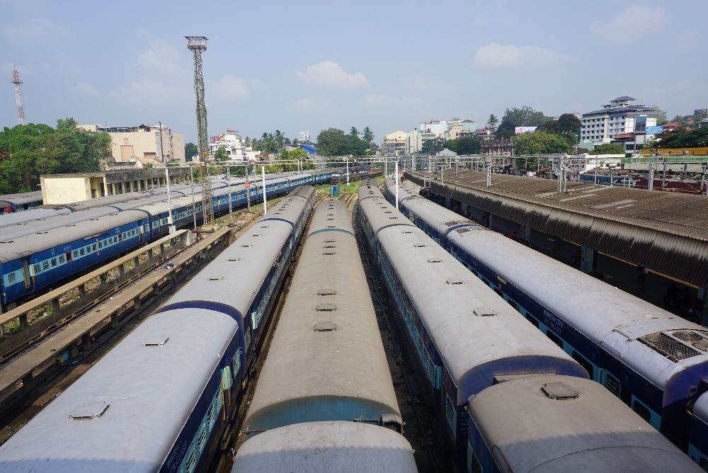 malabar express, india, kerala