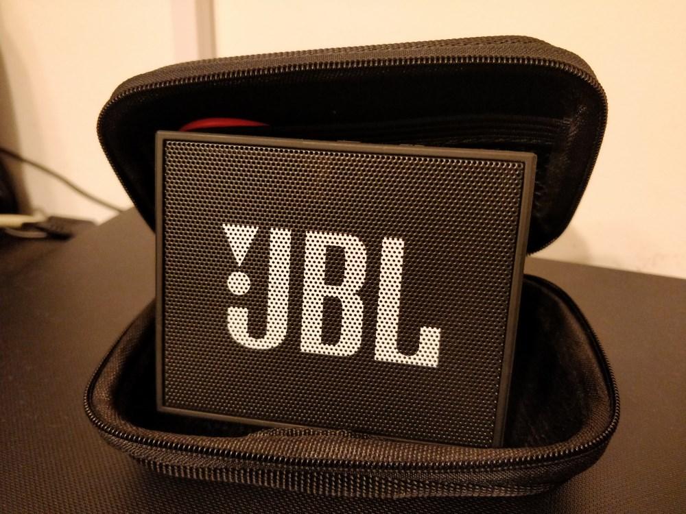 JBL, boxa portabila