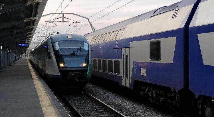 mersul trenurilor, mers tren, feroviar