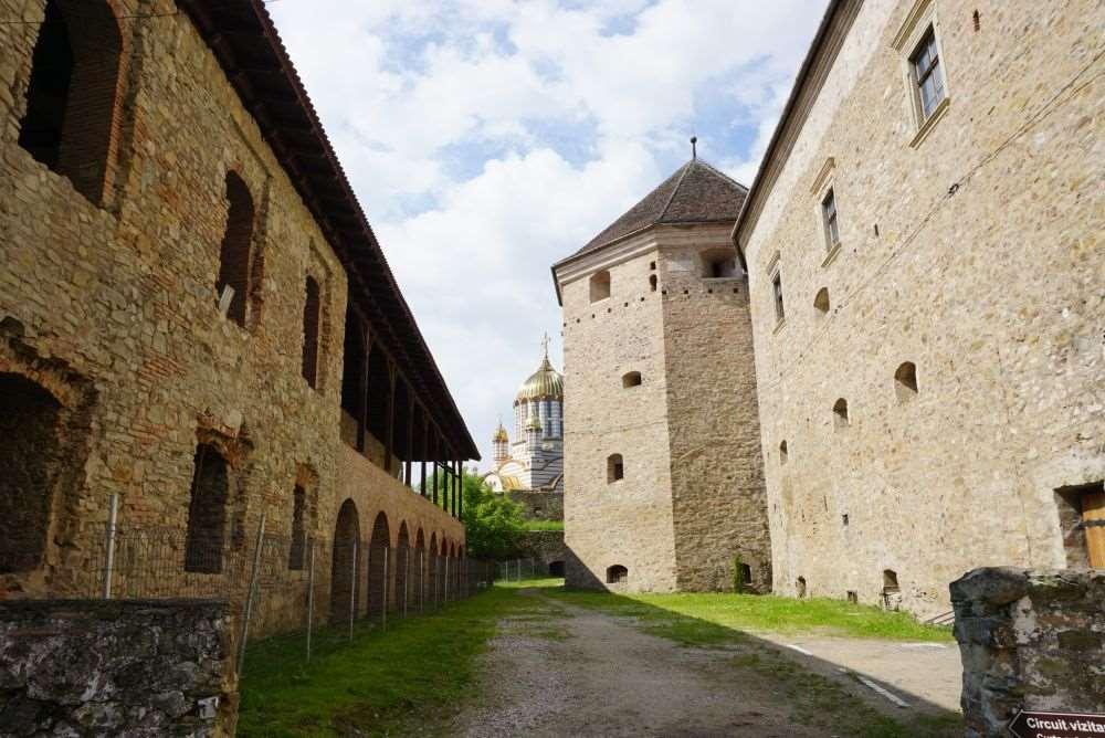 Cetatea Fagarasului, Turnul Thomory