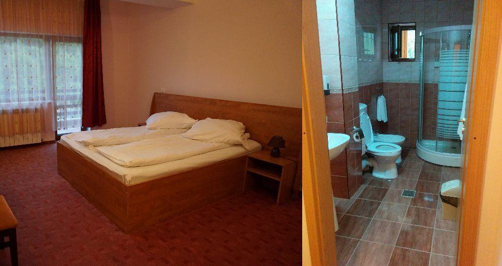 Hotel Poiana Izvorului, Sambata de Sus