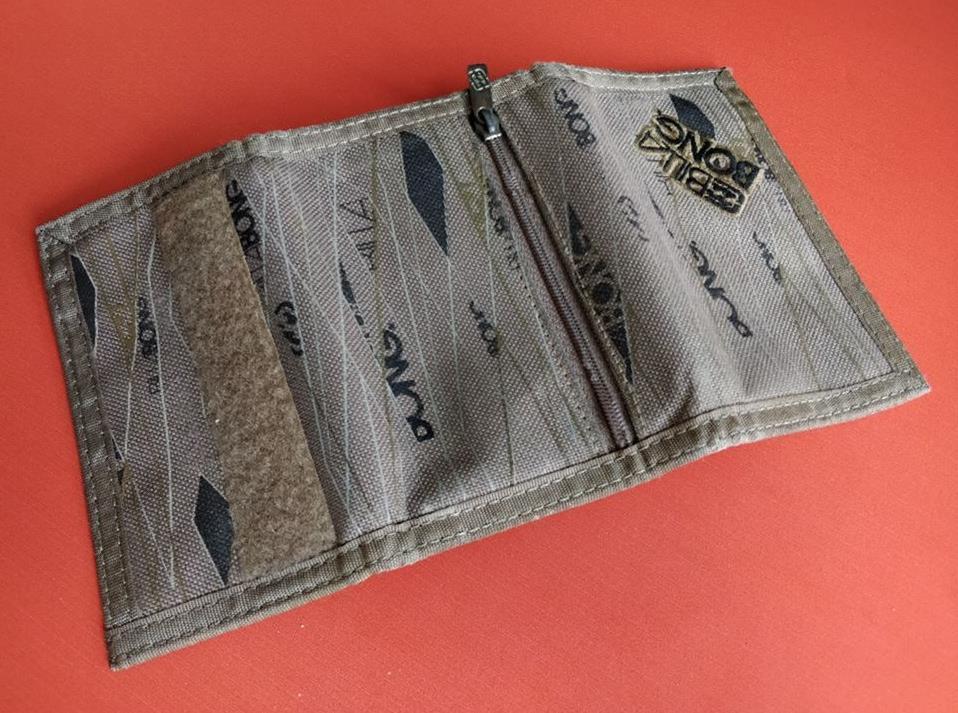 portofel material textil