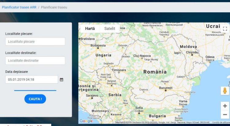 mersul autobuzelor romania, orar si rute autobuze romania