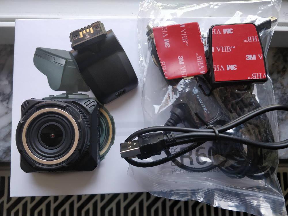 Navitel R600, camera de bord, dash cam