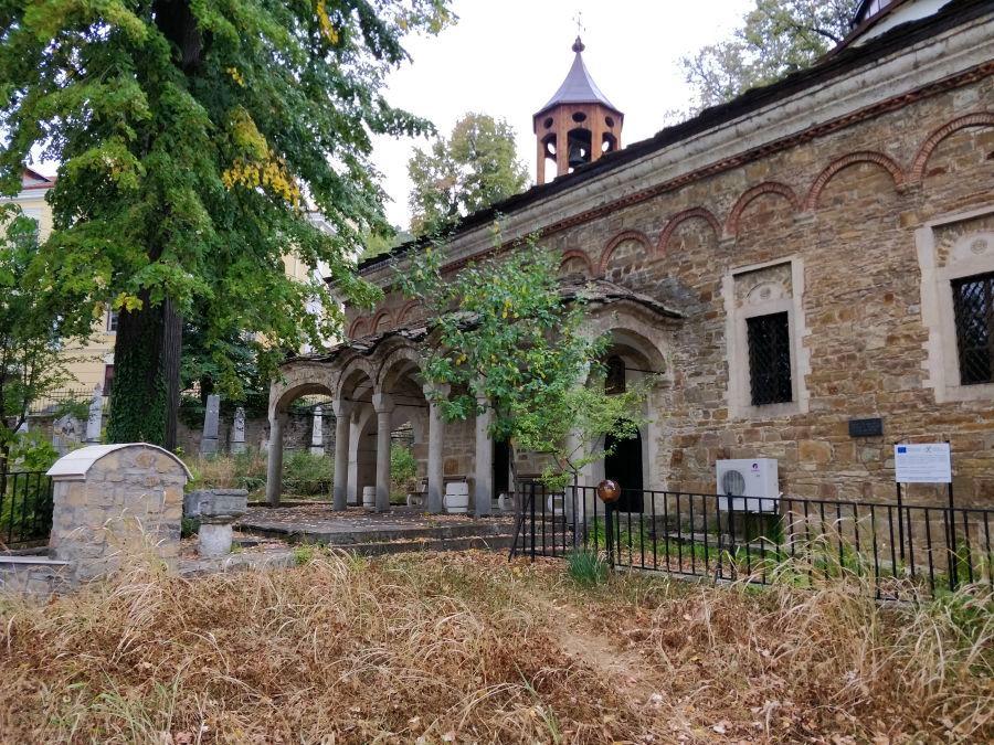 Biserica Sf. Nicolae, Dreanovo