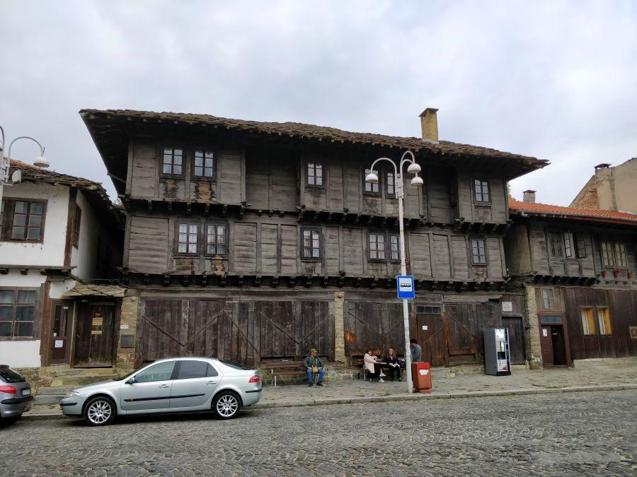 Casa Lafchieva, Dreanovo