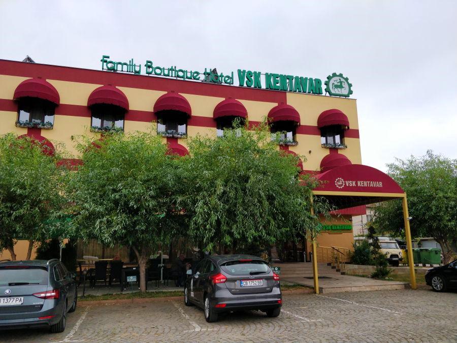 Hotel, Dreanovo