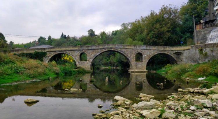 Podul Koliyu Ficheto, Dreanovo