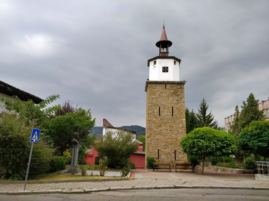 Turnul cu Ceas, Dreanovo