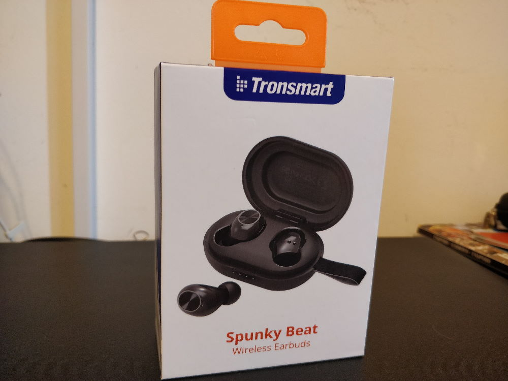 Tronsmart Spunky Beat Wireless Earbuds