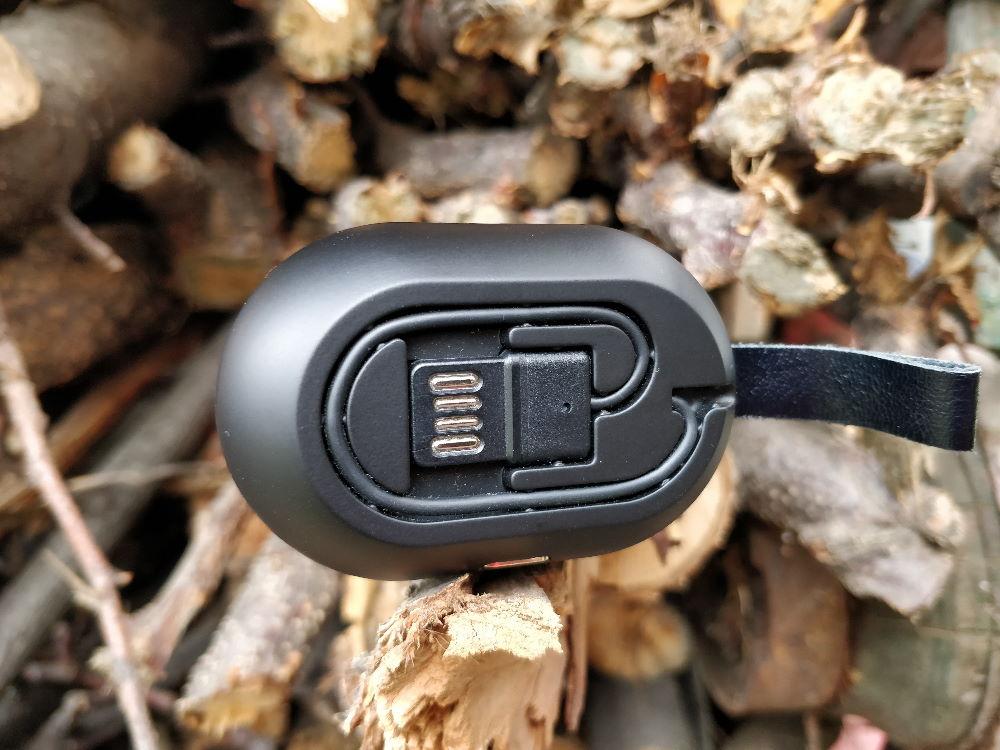 Cablu alimentare USB-A pentru dock Tronsmart Spunky Beat Wireless Earbuds