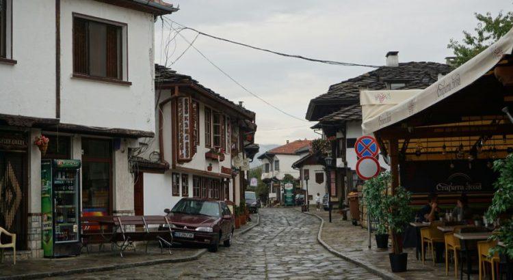Strada in Tryavna