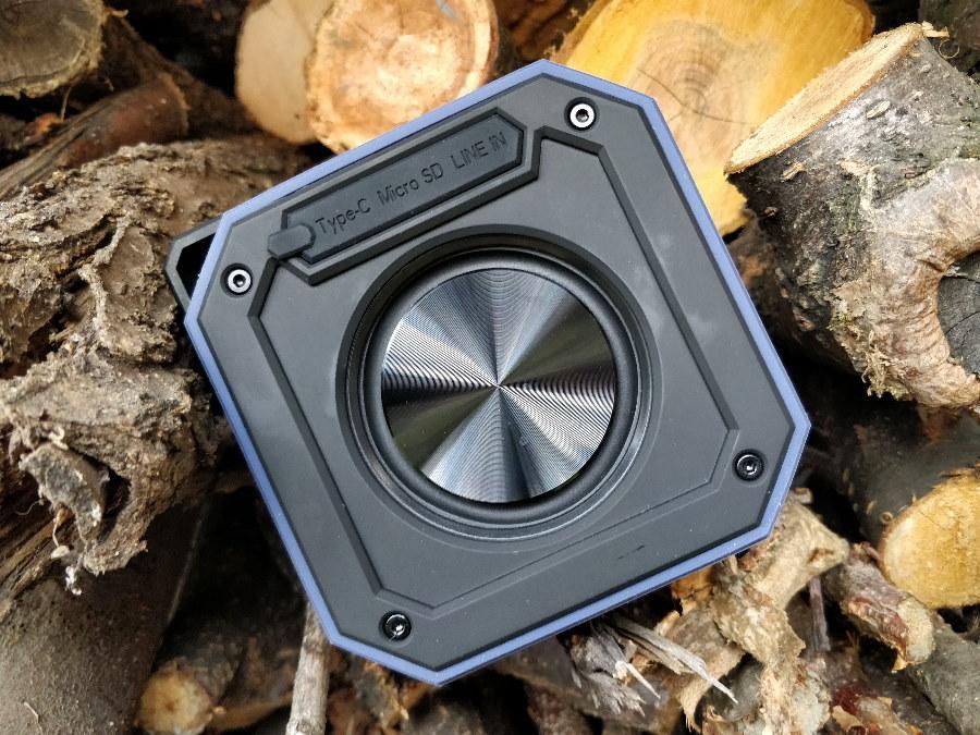 Tronsmart Element Groove Back Passive Radiator