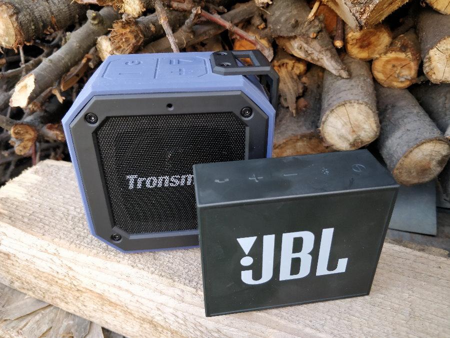Tronsmart Element Groove vs. JBL Go
