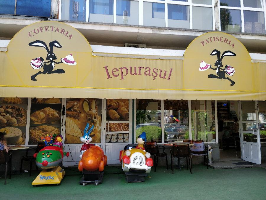 Cofetaria Iepurasul, Campulung Muscel, Arges