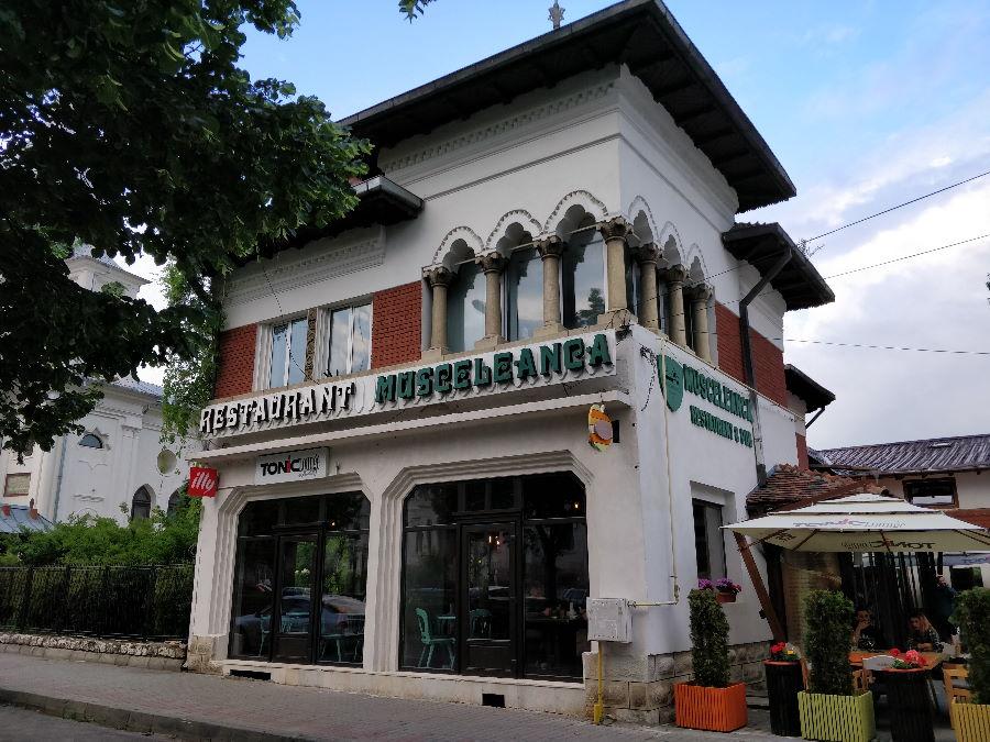 Restaurant Musceleanca AMC, Campulung Muscel, Arges